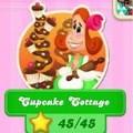 Candy Crush Soda Saga, Cupcake Cottage