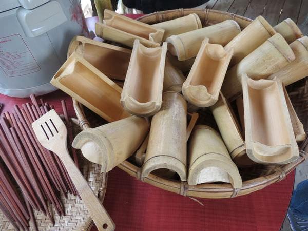 比亞外部落, 桃園縣, 復興鄉, 竹子碗