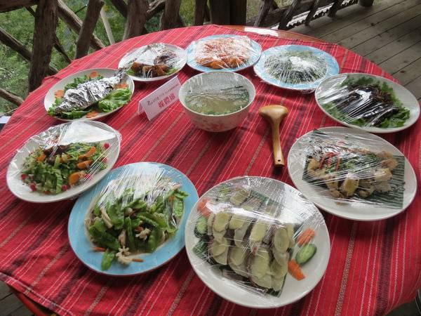 比亞外部落, 桃園縣, 復興鄉, 風味餐