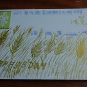 明信片, 兔賀年卡
