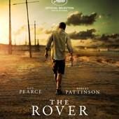 Movie, The Rover(絕命正義)(沙海漂流人), 電影海報