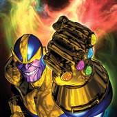 Comic, The Avengers, Thanos