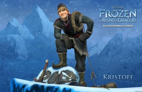 電影, Frozen(冰雪奇緣), Kristoff