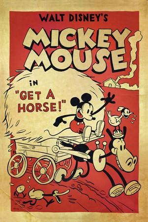 Disney, Get a Horse!