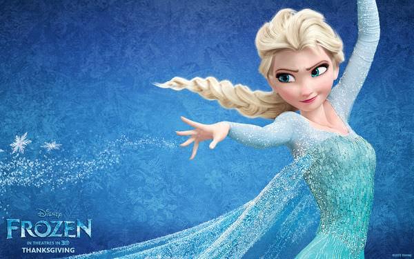 電影, Frozen(冰雪奇緣), Elsa