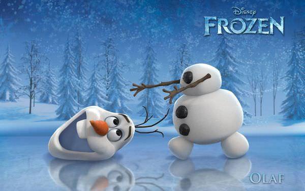 電影, Frozen(冰雪奇緣), Olaf