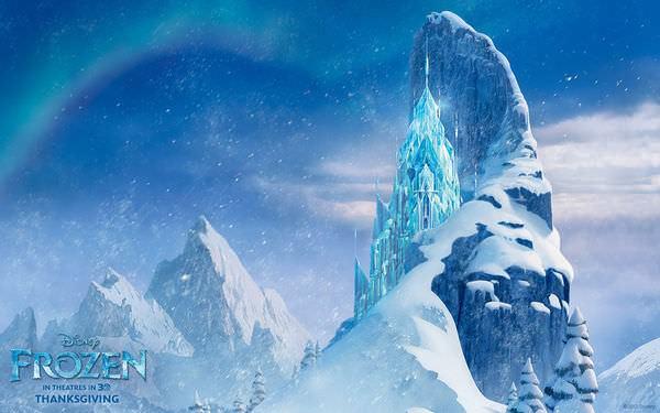 電影, Frozen(冰雪奇緣), 海報
