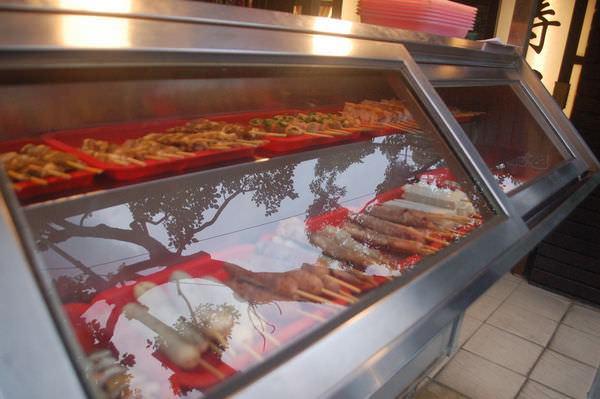 串香珍串燒日式料理, 捷運南港展覽館站, 台北市南港區