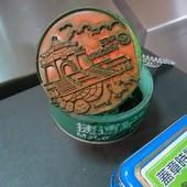 台北捷運, 紅線, 信義線, 中正紀念堂站, 紀念章, 捷運章, 綠