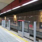 台北捷運, 紅線, 信義線, 中正紀念堂站, 下層月台層
