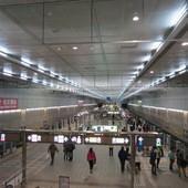 台北捷運, 紅線, 信義線, 中正紀念堂站, 大廳層