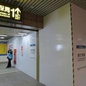 台北捷運, 紅線, 信義線, 中正紀念堂站, 1號出口