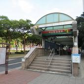 台北捷運, 紅線, 信義線, 中正紀念堂站, 7號出口