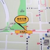 台北捷運, 紅線, 信義線, 象山站, 各出口