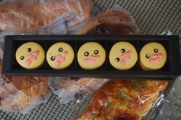 巧福西點麵包店, 黃色小鴨馬卡龍