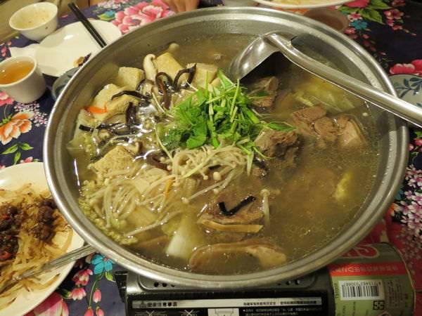 陜西秦味館, 羊鮮鍋子