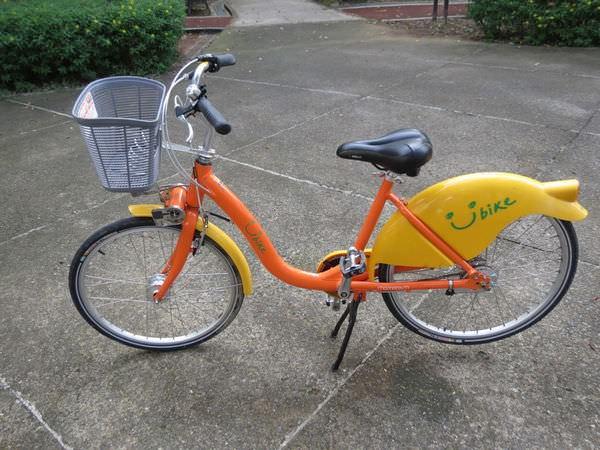 YouBike微笑單車