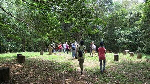 南澳之旅, 南澳龜山(森林教室)