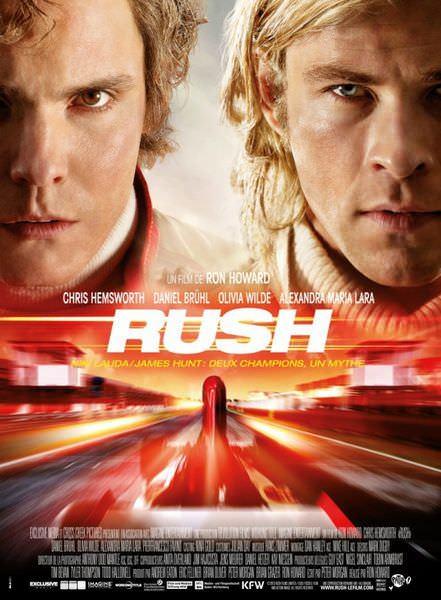 Rush, Ron Howard