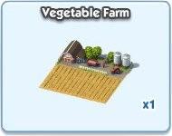 SimCity Social, Vegetable Farm