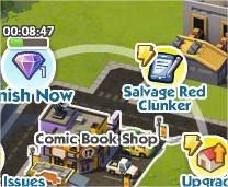 SimCity Social, Clunkin's Go Nuts
