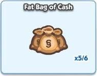 SimCity Social, Fat Bag of Cash