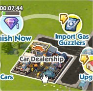 SimCity Social, From Tank to Bank
