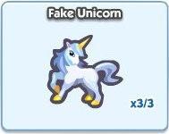 SimCity Social, Fake Unicorn