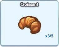 SimCity Social, Croissant