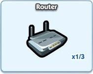 SimCity Social, Router
