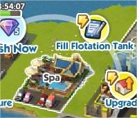 SimCity Social, Rub-a-Dub-Dub