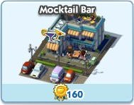 SimCity Social, Mocktail Bar