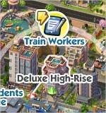 SimCity Social, High-Tech Two-Piece