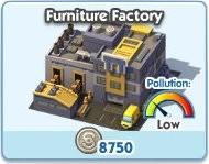 SimCity Social, Furniture Factory