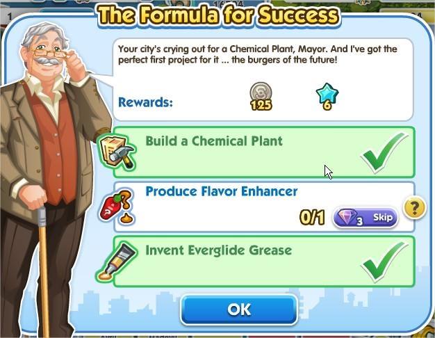 SimCity Social, The Formula for Success