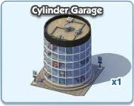 SimCity Social, Cylinder Garge
