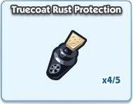 SimCity Social, Truecoat Rust Protection