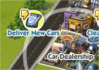 SimCity Social, That New Car Smell!