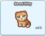 SimCity Social, Saved Kitty