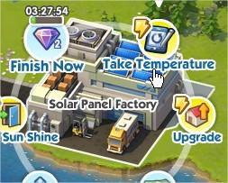 SimCity Social, Hot Hot Heat