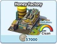 SimCity Social, Honey Factory