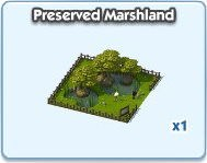 SimCity Social, Preserved Marshland
