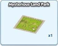 SimCity Social, Mysterious Land Park
