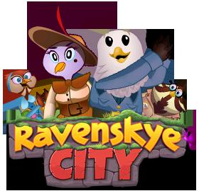 Ravenskye City, Facebook
