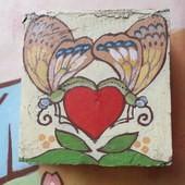 闕小豪的100顆愛心, 160726, 塗鴉愛心, 關子嶺