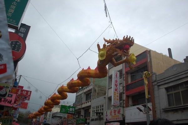 元寶龍,  鹿港燈會燈籠