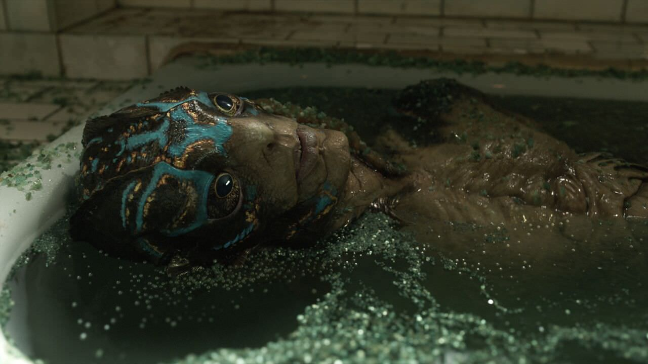 Movie, The Shape of Water(美國) / 水底情深(台) / 忘形水(港) / 水形物语(網), 電影劇照