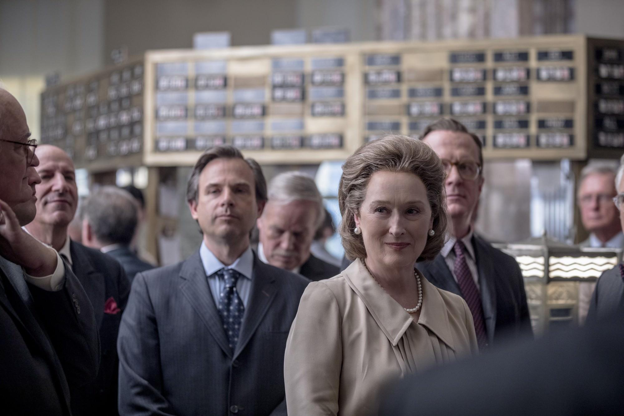 Movie, The Post(美國) / 郵報:密戰(台) / 戰雲密報(港) / 华盛顿邮报(網), 電影劇照