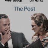 Movie, The Post(美國) / 郵報:密戰(台) / 戰雲密報(港) / 华盛顿邮报(網), 電影海報, 美國