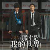 Movie, 그것만이 내 세상(韓國) / 那才是我的世界(台) / Keys to the Heart(英文), 電影海報, 台灣